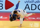 Mathias Boucher (FRA) - Grand Slam Abu Dhabi (2016, UAE) - © IJF Media Team, International Judo Federation