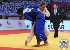 Marie Eve Gahié (FRA), Maria Portela (BRA) - Grand Slam Abu Dhabi (2016, UAE) - © IJF Media Team, International Judo Federation
