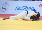 Marie Eve Gahié (FRA) - Grand Slam Abu Dhabi (2016, UAE) - © IJF Media Team, International Judo Federation