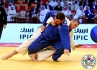Daniel Natea (ROU), Aliaksandr Vakhaviak (BLR) - Grand Slam Abu Dhabi (2016, UAE) - © IJF Media Team, International Judo Federation