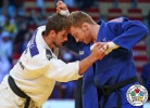 Aleksandar Kukolj (SRB), Axel Clerget (FRA) - Grand Slam Abu Dhabi (2016, UAE) - © IJF Media Team, International Judo Federation