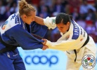 Jessica Pereira (BRA), Karolina Pieńkowska (POL) - Grand Slam Abu Dhabi (2016, UAE) - © IJF Media Team, International Judo Federation
