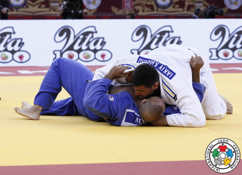 Grand Slam Baku Event Judoinside
