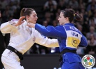Automne Pavia (FRA), Marti Malloy (USA) - Grand Slam Paris (2016, FRA) - © IJF Media Team, International Judo Federation