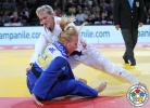 Éva Csernoviczki (HUN), Charline Van Snick (BEL) - Grand Slam Paris (2016, FRA) - © IJF Media Team, IJF