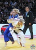 Charline Van Snick (BEL), Éva Csernoviczki (HUN) - Grand Slam Paris (2016, FRA) - © IJF Media Team, IJF