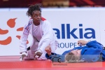 Gévrise Emane (FRA) - Grand Slam Paris (2016, FRA) - © Klaus Müller, Watch: https://km-pics.de/