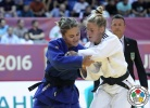 Tena Sikic (CRO), Olga Pashina (RUS) - Grand Slam Tyumen (2016, RUS) - © IJF Media Team, International Judo Federation
