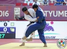Musa Mogushkov (RUS), Arbi Khamkhoev (RUS) - Grand Slam Tyumen (2016, RUS) - © IJF Media Team, International Judo Federation