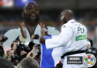 Teddy Riner (FRA), World Judo Day 2017 COURAGE (IJF) - Olympic Games Rio de Janeiro (2016, BRA) - © JudoHeroes & IJF Media, Copyright: www.ijf.org