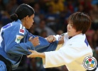 Chishima Maeda (JPN), Jessica Pereira (BRA) - Olympic Test event Rio de Janeiro (2016, BRA) - © IJF Media Team, International Judo Federation
