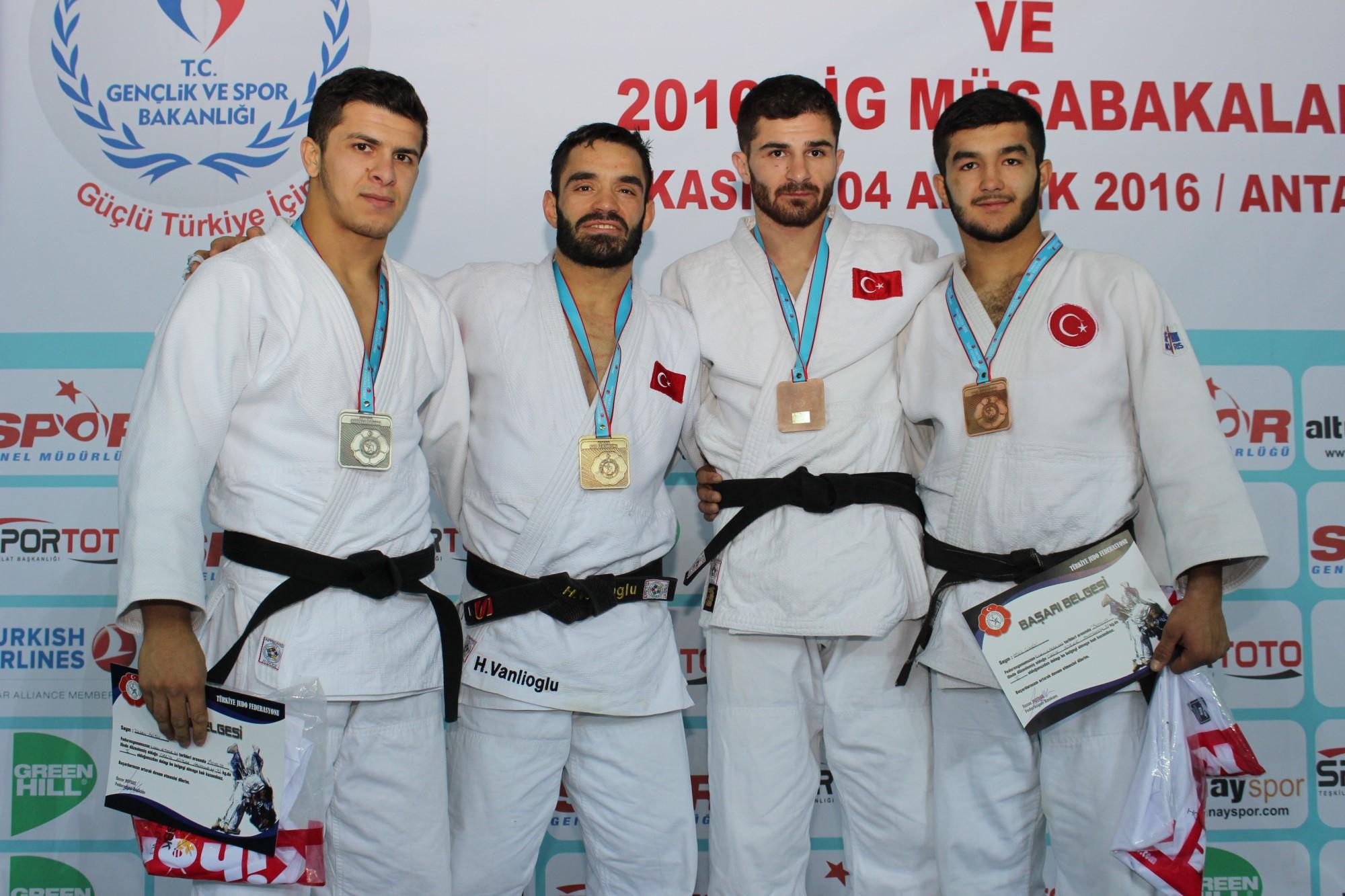 JudoInside - Dilgam Aliyev Judoka