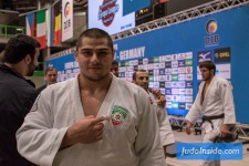 Tamerlan Bashaev (RUS) - European Club Championships Wuppertal men (2017, GER) - © JudoInside.com, judo news, results and photos