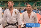 Dominic Ressel (GER), Krisztian Toth (HUN) - European Club Championships Wuppertal men (2017, GER) - © JudoInside.com, judo news, results and photos
