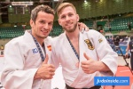 Sugoi Uriarte (ESP), Dominic Ressel (GER) - European Club Championships Wuppertal men  (2017, GER) - © JudoInside.com, judo news, results and photos