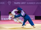 Natalia Golomidova (RUS) - FISU Universiade Taipei (2017, TPE) - © IJF Media Team, International Judo Federation