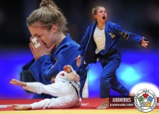 Theresa Stoll (GER), World Judo Day 2017 COURAGE (IJF) - Grand Prix Düsseldorf (2017, GER) - © JudoHeroes & IJF Media, Copyright: www.ijf.org