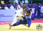 Aigunim Tuitekova (KAZ) - Grand Prix Tashkent (2017, UZB) - © IJF Media Team, International Judo Federation
