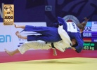 Marian Urdabayeva (KAZ), Vivian Herrmann (GER) - Grand Prix Tashkent (2017, UZB) - © IJF Media Team, International Judo Federation