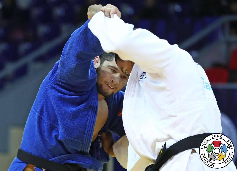 Shakhzodbek Sabirov Judoka