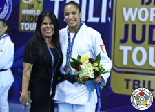 Elvismar Rodriguez (VEN) - Grand Prix Tbilisi (2017, GEO) - © IJF Media Team, International Judo Federation