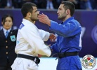 Lukhumi Chkhvimiani (GEO), Amiran Papinashvili (GEO) - Grand Prix Tbilisi (2017, GEO) - © IJF Media Team, International Judo Federation