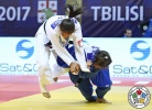 Maria Portela (BRA) - Grand Prix Tbilisi (2017, GEO) - © IJF Media Team, International Judo Federation