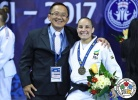 Maria Portela (BRA), Mario Tsutsui (BRA) - Grand Prix Tbilisi (2017, GEO) - © IJF Media Team, International Judo Federation