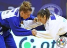Szabina Gercsák (HUN), Maria Portela (BRA) - Grand Prix Tbilisi (2017, GEO) - © IJF Media Team, International Judo Federation