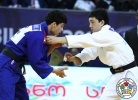 Zhansay Smagulov (KAZ), Tato Grigalashvili (GEO) - Grand Prix Tbilisi (2017, GEO) - © IJF Media Team, International Judo Federation