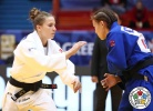 Ivelina Ilieva (BUL), Daria Mezhetskaia (RUS) - Grand Prix Zagreb (2017, CRO) - © IJF Media Team, International Judo Federation