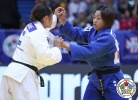 Megumi Tsugane (JPN), Nami Nabekura (JPN) - Grand Prix Zagreb (2017, CRO) - © IJF Media Team, International Judo Federation