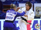 Nami Nabekura (JPN), Maelle Di Cintio (FRA) - Grand Prix Zagreb (2017, CRO) - © IJF Media Team, International Judo Federation