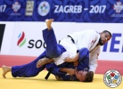 Dino Strmotic (CRO), Aaron Turner (GBR) - Grand Prix Zagreb (2017, CRO) - © IJF Media Team, International Judo Federation