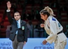 Larisa Florian (AZE) - Grand Slam Abu Dhabi (2017, UAE) - © IJF Media Team, International Judo Federation