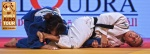 Charline Van Snick (BEL) - Grand Slam Abu Dhabi (2017, UAE) - © IJF Media Team, International Judo Federation