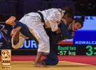 Rafaela Silva (BRA), Julia Kowalczyk (POL) - Grand Slam Abu Dhabi (2017, UAE) - © IJF Media Team, International Judo Federation