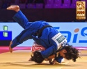 Sumiya Dorjsuren (MGL), Christa Deguchi (CAN) - Grand Slam Abu Dhabi (2017, UAE) - © IJF Media Team, International Judo Federation