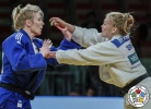 Anna Bernholm (SWE), Kim Polling (NED) - Grand Slam Abu Dhabi (2017, UAE) - © IJF Media Team, International Judo Federation