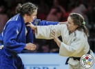 Laura Vargas Koch (GER), Maria Portela (BRA) - Grand Slam Abu Dhabi (2017, UAE) - © IJF Media Team, International Judo Federation