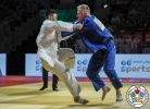 Frank De Wit (NED), Uuganbaatar Otgonbaatar (MGL) - Grand Slam Abu Dhabi (2017, UAE) - © IJF Media Team, International Judo Federation
