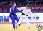 Reka Pupp (HUN), Larisa Florian (AZE) - Grand Slam Baku (2017, AZE) - © IJF Media Team, International Judo Federation
