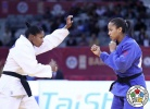 Elvismar Rodriguez (VEN), Yuri Alvear (COL) - Grand Slam Baku (2017, AZE) - © IJF Media Team, International Judo Federation