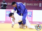 Odbayar Ganbaatar (MGL) - Grand Slam Baku (2017, AZE) - © IJF Media Team, International Judo Federation