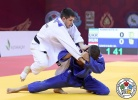 Dmytro Kanivets (UKR), Miklós Ungvári (HUN) - Grand Slam Baku (2017, AZE) - © IJF Media Team, International Judo Federation