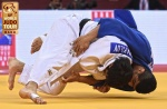 Rufat Ismayilov (AZE) - Grand Slam Baku (2017, AZE) - © IJF Media Team, International Judo Federation