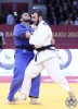 Ushangi Margiani (GEO), Tural Safguliyev (AZE) - Grand Slam Baku (2017, AZE) - © IJF Media Team, International Judo Federation