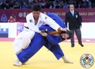 Yusuke Kobayashi (JPN), Ushangi Margiani (GEO) - Grand Slam Baku (2017, AZE) - © IJF Media Team, International Judo Federation