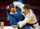 Ushangi Margiani (GEO), Eduardo Bettoni (BRA) - Grand Slam Ekaterinburg (2017, RUS) - © IJF Media Team, International Judo Federation