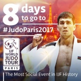 Rustam Orujov (AZE) - Grand Slam Paris (2017, FRA) - © IJF Media Team, International Judo Federation